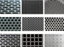 Aluminum perforated plate sheet